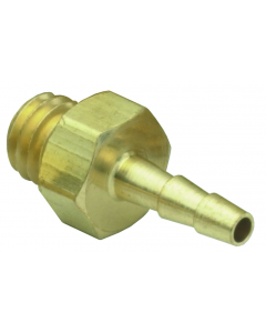 """#10-32 to 1/16"""" ID Hose Fitting, Pack of 10"""