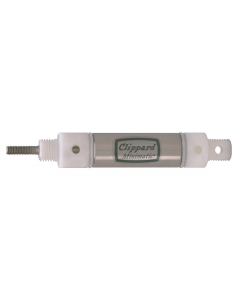 """1 1/16"""" Bore CR S/S Cylinder, Universal Mount, Rotating Rod"""