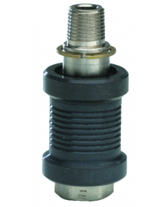 "J-Series 2-Way Sleeve Valve, 1/8"" Female Inlet, Male Outlet"