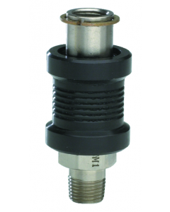 "J-Series 3-Way Sleeve Valve, 1/8"" Male Inlet, Female Outlet"