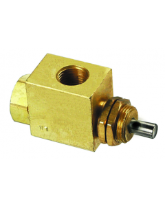 3-Way Valve, Normally-Closed, G1/8