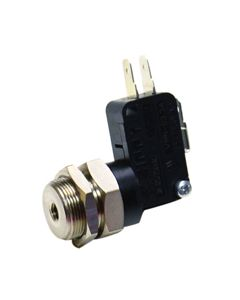 Miniature Air Switch (less Switch), 40 psig, #10-32 Port