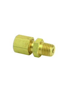 """1/16"""" NPT to 1/8"""" Tube Connector"""