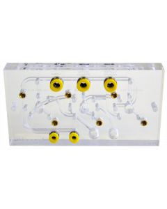 THNTD Circuit SubPlate w/PQ Fittings