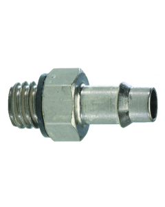 """#10-32 to 1/8"""" ID Hose Connector"""
