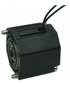 2-Way Electronic Valve, Normally-Closed, Wire Leads, 12 VDC