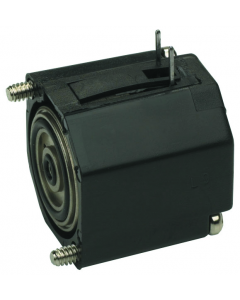 3-Way Electronic Valve, Normally-Closed, Board Mount, 12 VDC