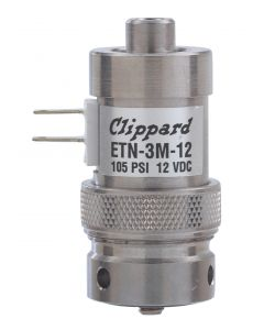 3-Way Elec Valve, Norm-Open, Mfld Mnted, 12 VDC