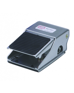 4-Way Foot Pedal Valve with Flat Pedal