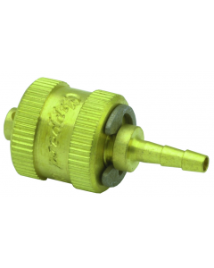 "Quick Connect Cap, 1/16"" Hose"