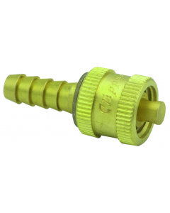"Quick Connect Cap, 1/8"" Hose"