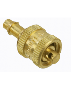 "Quick Connect Cap, 1/8"" Hose, Single Barb"