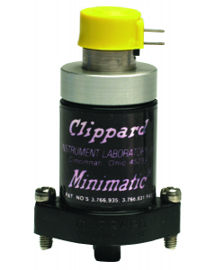 4-Way 2-Position, Electronic Valve, 24 VDC