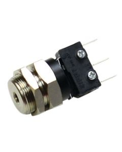 Sub-Miniature Air Switch (less Switch), 6 psig, #10-32 Port