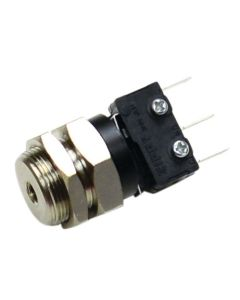 Sub-Miniature Air Switch (less Switch), 65 psig, #10-32 Port